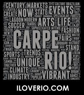 i love rio banner