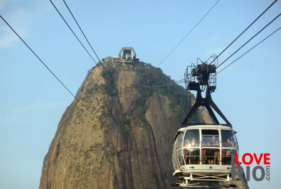 Rio de Janeiro's beautiful scenery