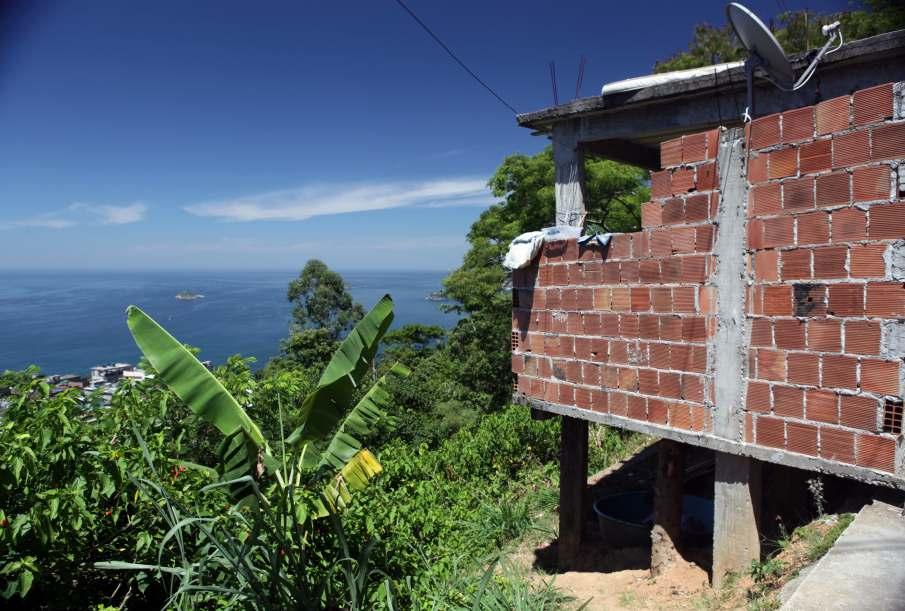 Pictures of Rio de Janeiro's favelas