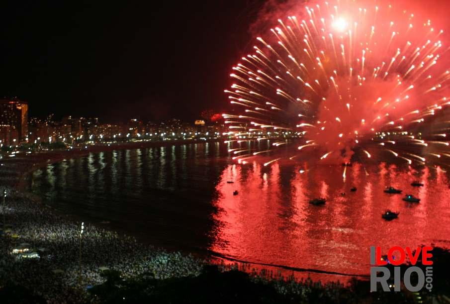 Rio de Janeiro's new year