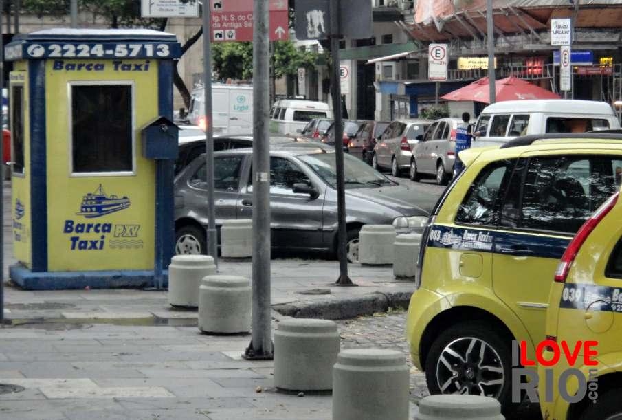 Rio de Janeiro's transportation pictures